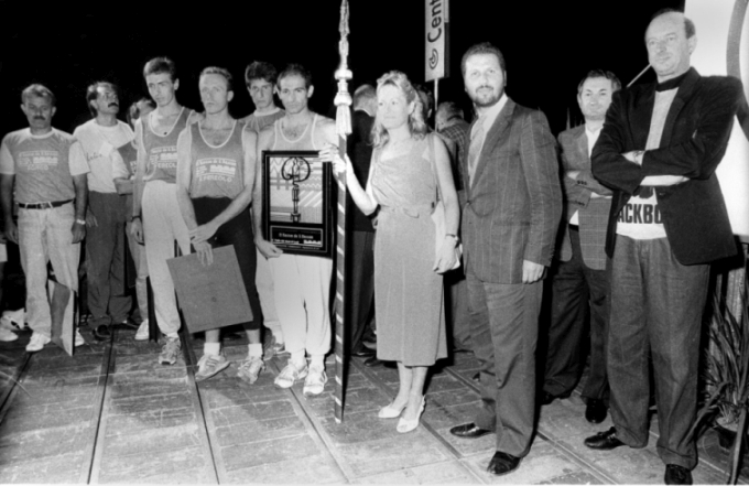 Premiato il san Fereolo, 1988