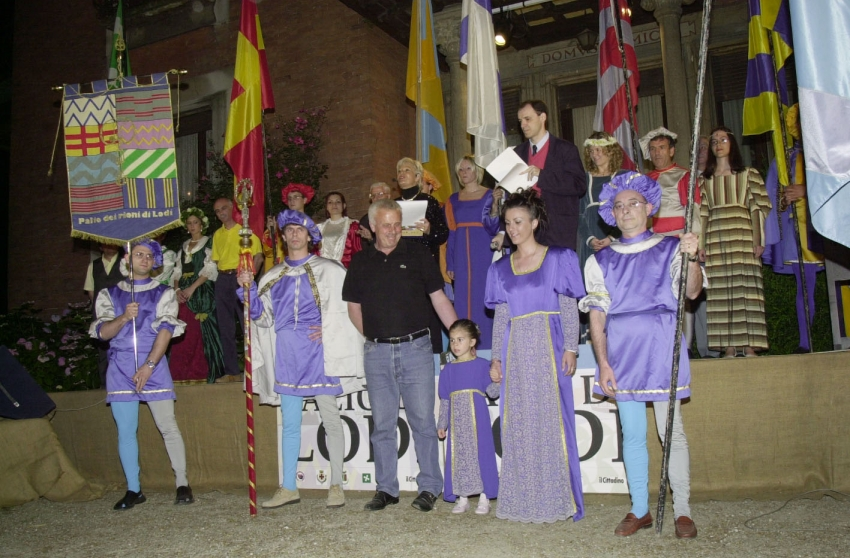 2001 Quindicesimo Palio Colle Eghezzone