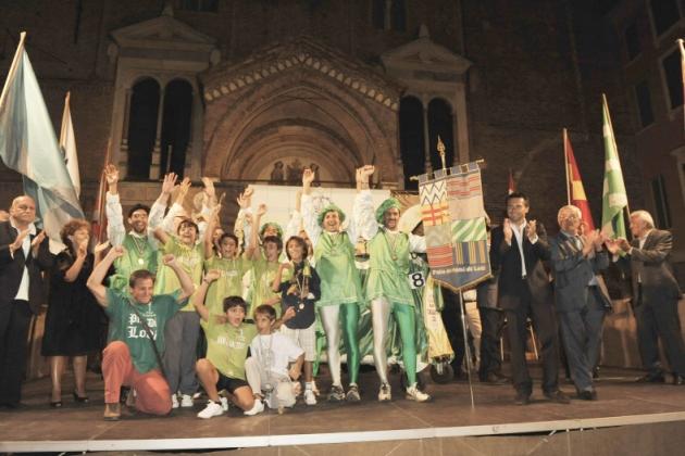 Lodi: il 23 Palio S Gualtero ha vinto tutto.